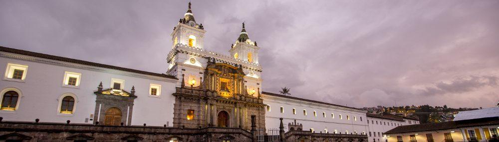 Franciscanos en Ecuador